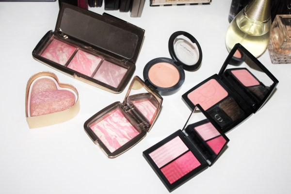 Favorite Spring Blushes-perfect blush for spring, nars blushes, mac, hourglass