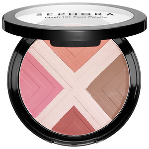 sephora-collection-Blush 101 Face Palette