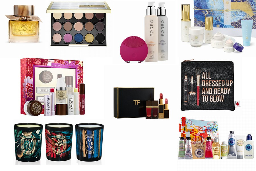 Holiday gift guide for the beauty lover-makeup-beauty-skincare-holiday2015