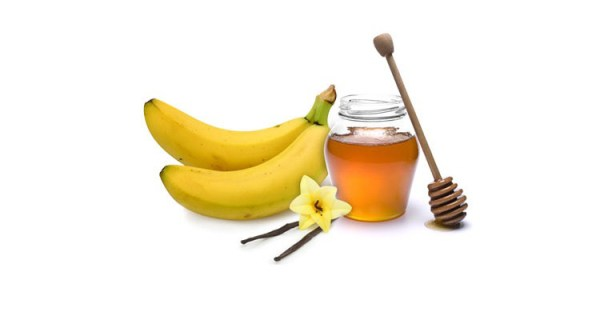 THE GLAMOUR GIRL'S GUIDE TO SKINCARE BEAUTY ON A BUDGET-banana-honey-mask-beautytips-diy-homemade
