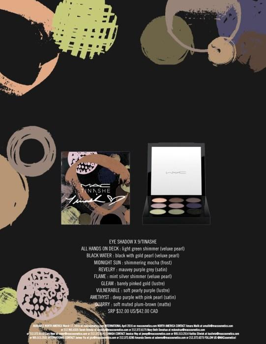 Tinashe Named Face Of MAC Cosmetics Future Forward Campaign-ALONGSIDE DEJ LOAF, HALSEY AND LION BABE-2
