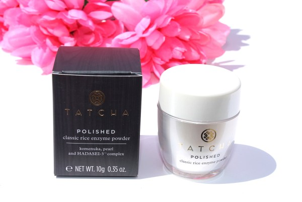 Tatcha Polished Classic Rice Enzyme Powder-review- exfoliators-skincare-002