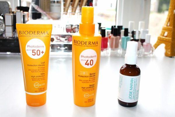Sunscreen Essentials