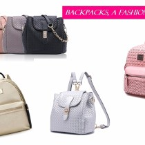 Fashion Backpacks With OMGNB.com