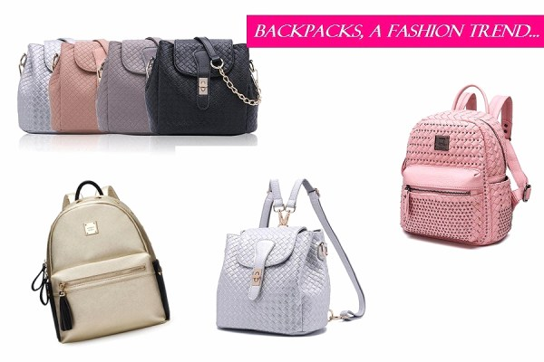 Fashion Backpacks With OMGNB.com