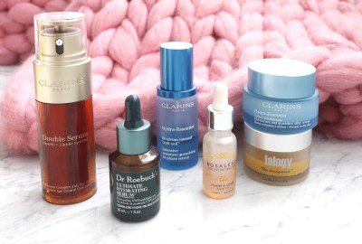 FALL SKINCARE FAVORITES FOR DRY SKIN