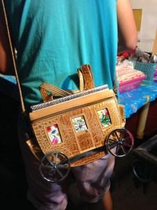 Chinese man purse. Murse.