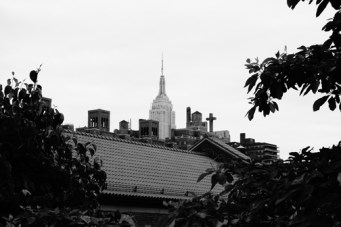 from the Highline