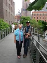on the Highline