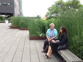 Highline with Anna