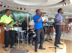 Xtasea band from Saint Lucia