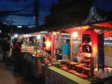 Pai street market.