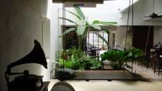 Inside the Wayfarer Guest House