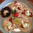 The fish tacos at Cafecito in Pai. Sooo yummy!