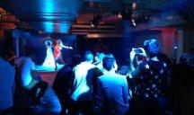 Bye bye Blue Boy gay club and drag shows.