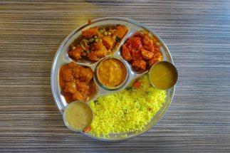 Goodbye yummy cheap vegetarian Indian food.