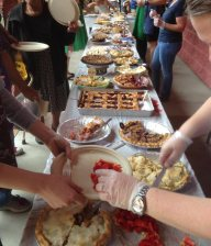 the pie party in Tucson