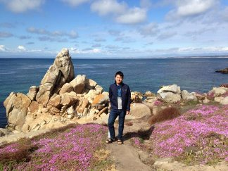 in Pacific Grove
