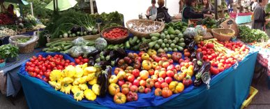 Farmer's market.