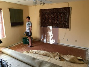 remodeling the room