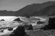 Marin Headlands beach