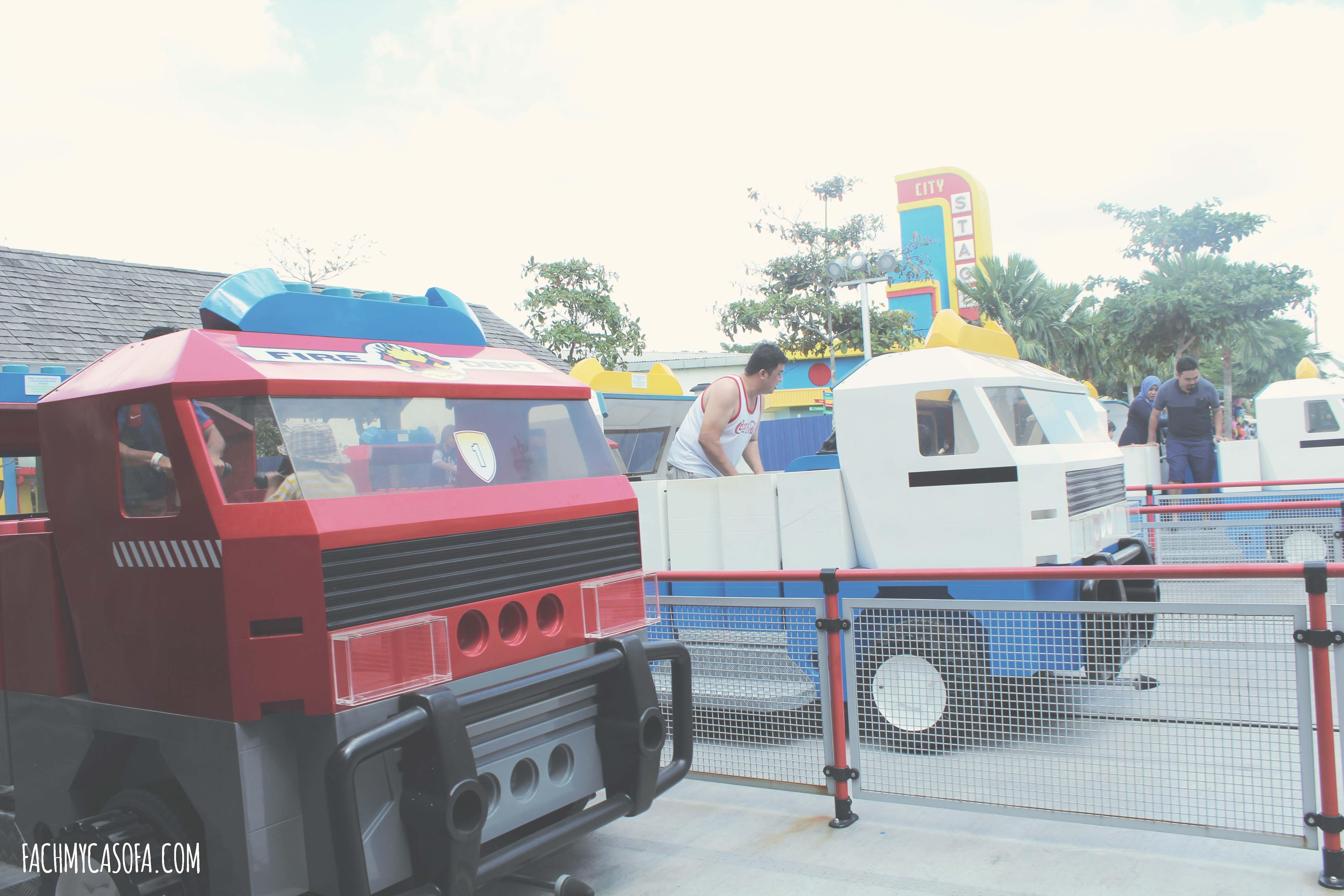 rescue academy legoland malaysia