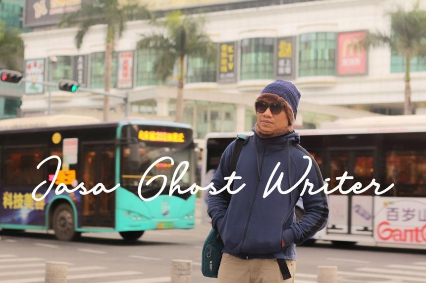 Jasa Ghost Writer Terbaik & Berpengalaman di Indonesia