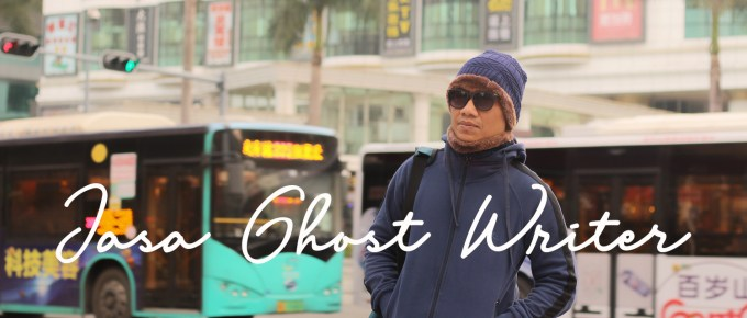 jasa ghost writer indonesia