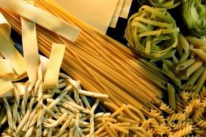Vollkorn Spaghetti