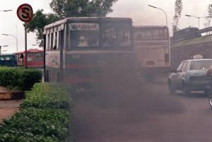 pengembangan katalis konverter untuk mengatasi emisi berbahaya asap kendaraan bermotor