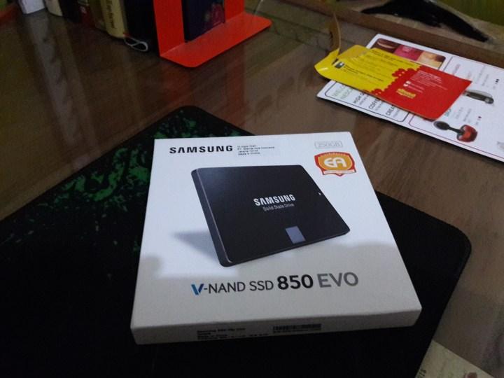 PC Jadoel + SSD = Joss!