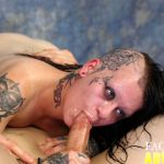 Facial Abuse Mallory Maneater 2