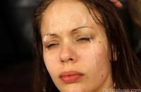 Facial Abuse Bailey Rae