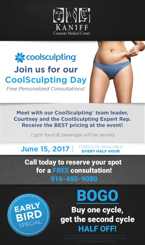 Join us for CoolSculpting Day!