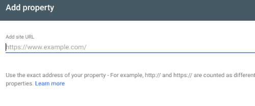 How to submit your site to Google Search Console 7