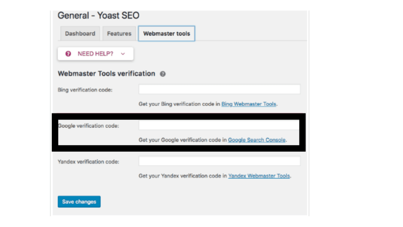 How to submit your site to Google Search Console 10