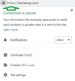 Reasons Why You Need an SSL in Your Website in 2019 5