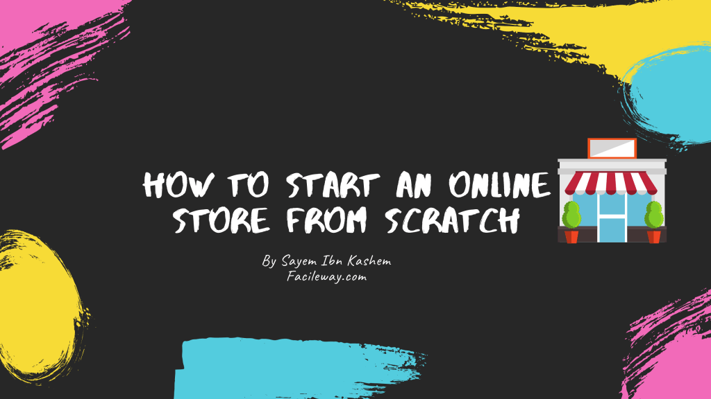 how to start an online store in 2020
