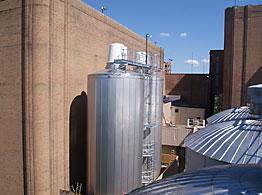MillerCoors Fermenter Building