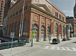 The Milwaukee Repertory Theater