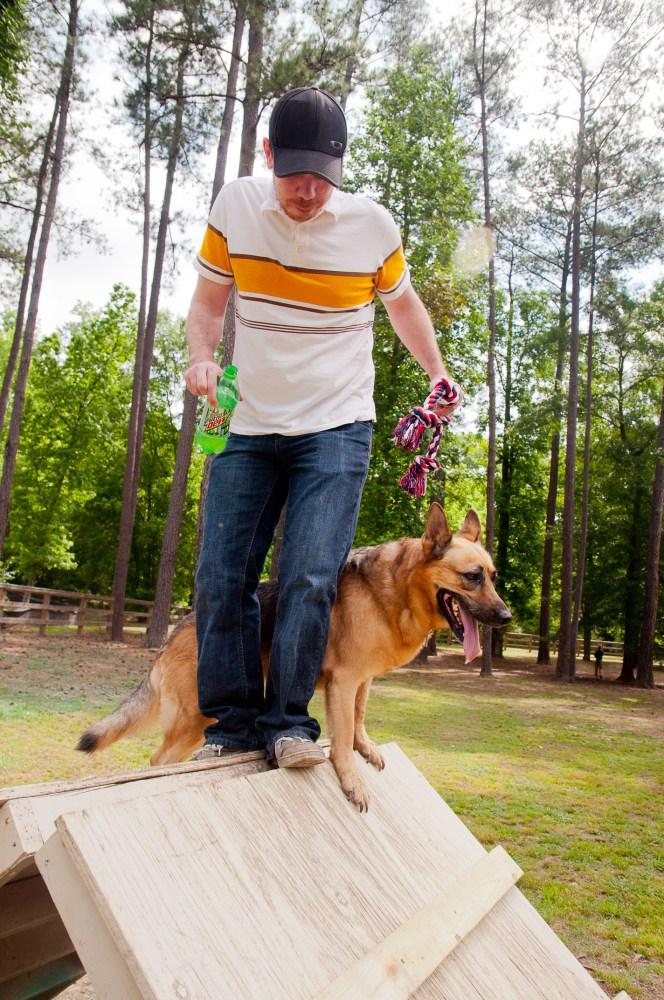 Birmingham Alabama Pet Photography: Sable (2/5)