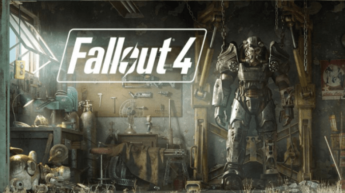 Game News: Fallout 4 Mods And Creation Kit Video – FA Comics