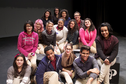 The Circle Game: Lawrence High School Theater Department Students