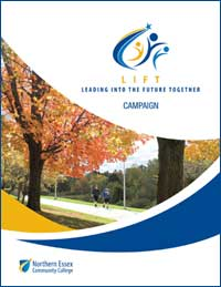 LIFT Leading into the Future Together Campaign