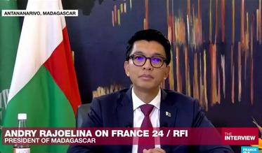 Madagascan President