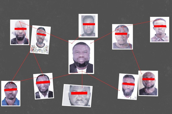 Hushpuppi, gang and accomplices