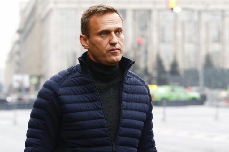 Alexei Navalny - Russian Opposition leader