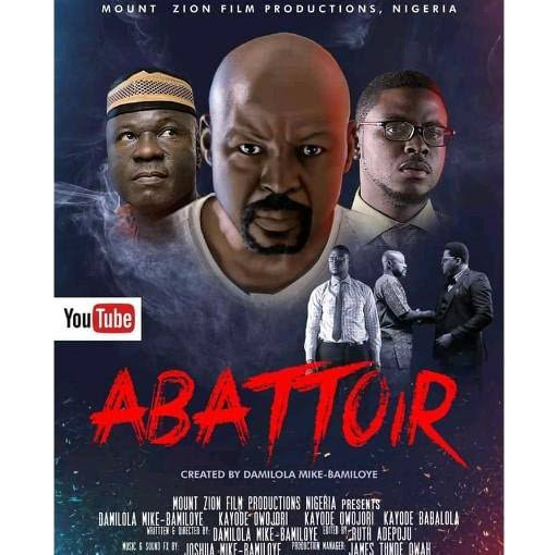 Abattoir Cover Art