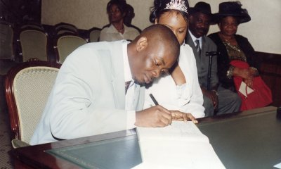 Don Jazzy Wedding Pictures