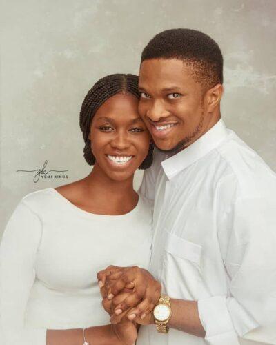 Lawrence Oyor and Darasimi